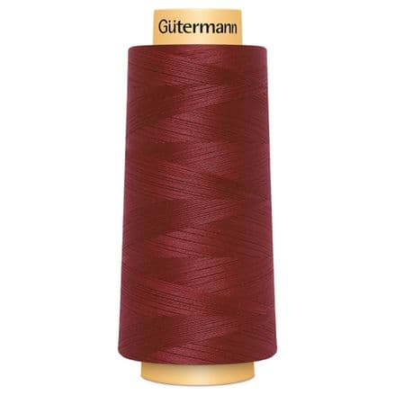 Col. 2433 Gutermann Natural Cotton Thread 1829m Cones